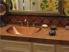 "Picture of 19"" Durango Copper Bathroom Sink by SoLuna"