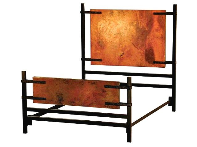Picture of Florida Bed with Copper Panels