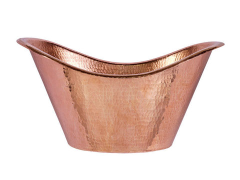Polished Copper Beverage Cooler By SoLuna